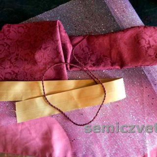 Ткань для шляпы, сеточка, корсажная лента, декоративный шнур