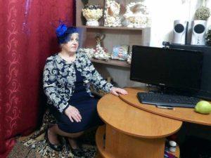 Татьяна Агарелик и её эксклюзивные работы из морских ракушек