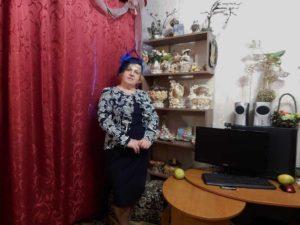 Татьяна Агарелик в новой шляпке