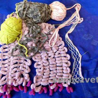 Пряжа для шарфиков - «DOLPHIN», «ALIZE» (Турция)