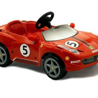 Игрушка Детский автомобиль Ferrari