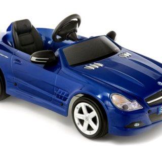Игрушка Детский автомобиль Mercedes