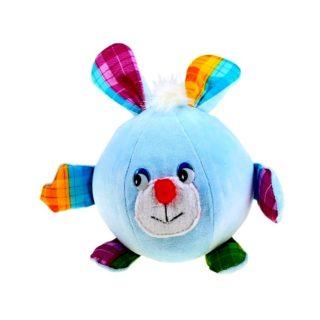Игрушка детская Мяч мягкий «Зайчик»