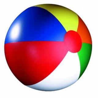 Игрушка детская Мяч цветной