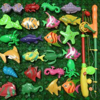 Игрушка Детская игра «Рыбалка»