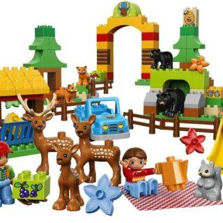 Игрушка Детский конструктор «LEGO»
