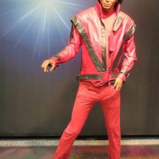 Майкл Джексон в юности. Музей восковых фигур Луи Тюссо