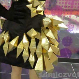Леди Гага. Музей восковых фигур Луи Тюссо