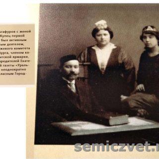 Купец Зайнетдин Агафуров. Выставка «ЕкатеринбургЪ 1917. Город, которого нет»