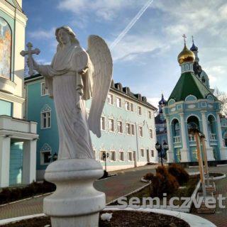 Иоанно-Предтеченский кафедральный собор. г.Екатеринбург