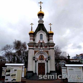 Часовня Святой Екатерины. г.Екатеринбург. 2017