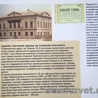 Общества взаимопомощи. Выставка «ЕкатеринбургЪ 1917. Город, которого нет»