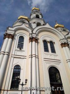 Храм Большой Златоуст. Екатеринбург
