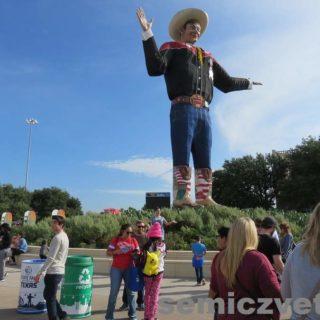 Большой Техасец на Ярмарке штата Техас, Фэйр Парк, Даллас