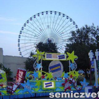 Звёздный парад. Ярмарка штата Техас. Фэйр Парк, Даллас