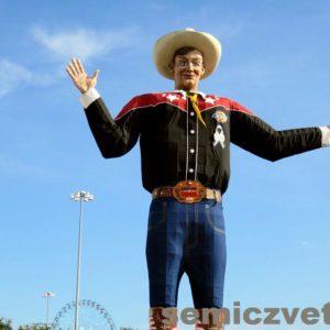 Самый Большой Техасец, Фэйр Парк, Даллас
