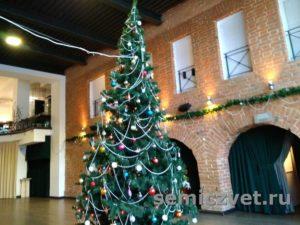 Новогодняя ёлка. Музей истории Екатеринбурга
