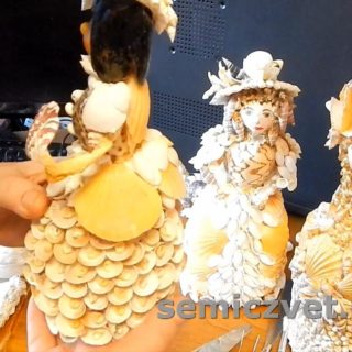 Поделки из морских ракушек своими руками
