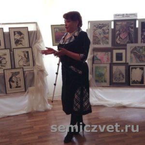 Художник-флорист Людмила Крысина, г.Ейск