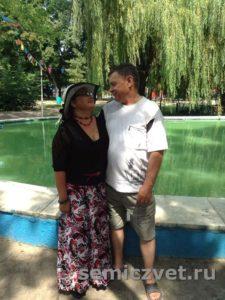 Людмила и Виктор Крысины