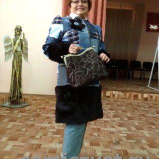Художник-флорист Людмила Крысина