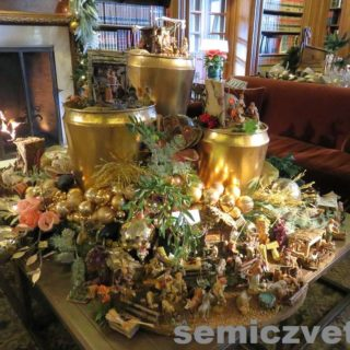 Рождественские сувениры. Выставка «Рождество Христово в искусстве». Даллас. Техас