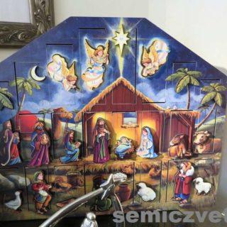 Пазл на Рождественский сюжет. Выставка «Рождество Христово в искусстве». Даллас. Техас