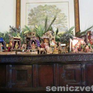 Рождественские скульптуры Фонтанини. Выставка «Рождество Христово в искусстве». Даллас. Техас
