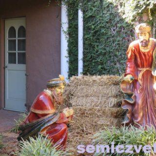 Волхвы с востока. Выставка «Рождество Христово в искусстве». Даллас. Техас
