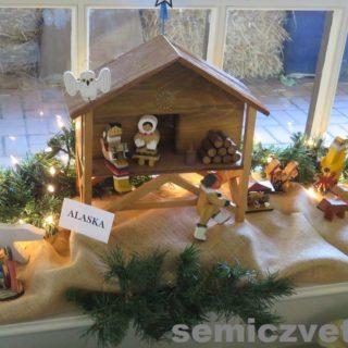 Рождественский сюжет. Выставка «Рождество Христово в искусстве». Даллас. Техас