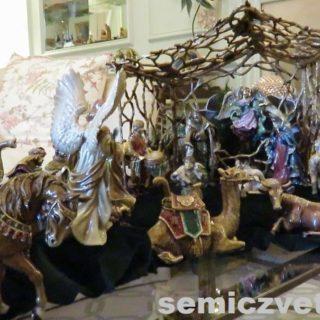 Джей Стронгуотер. Рождественский сюжет. Выставка «Рождество Христово в искусстве». Даллас. Техас